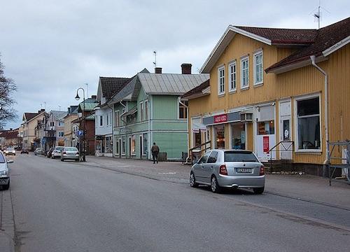 Herrljunga Sweden 2018